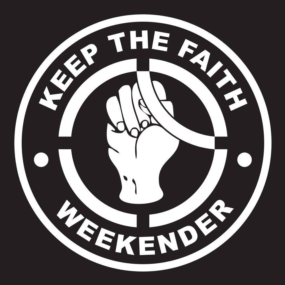 """Résultat de recherche d'images pour """"keep the faith weekender"""""""